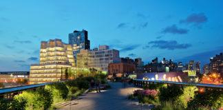 Нью-Йорк: парк Хай-Лайн ( High Line )