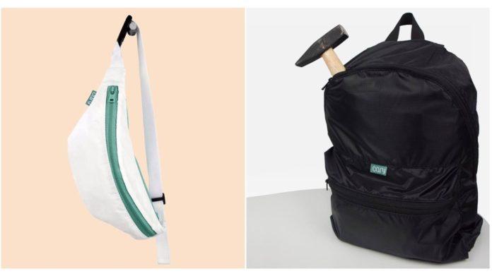 Новая марка городских сумок CARY BAGS от создателей GUD