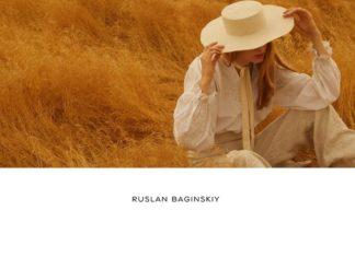 Дизайнер Ruslan Baginskiy презентовал новую коллекцию - Resort 2019
