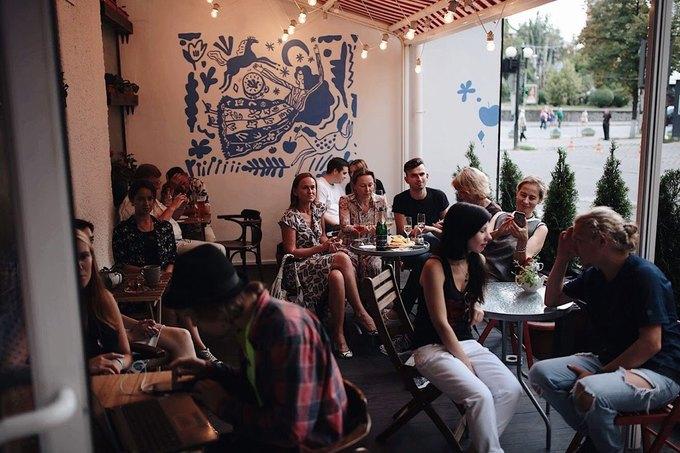 Gypsy Bar Киев кинотеатр Лира