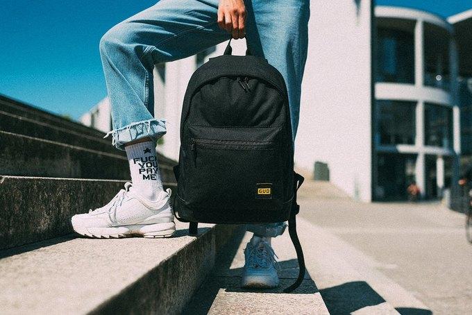 Новый лукбук рюкзаков GUD бренд Киев