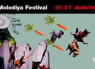 Куда сходить на выходных? Однозначно на Molodiya Festival'19.