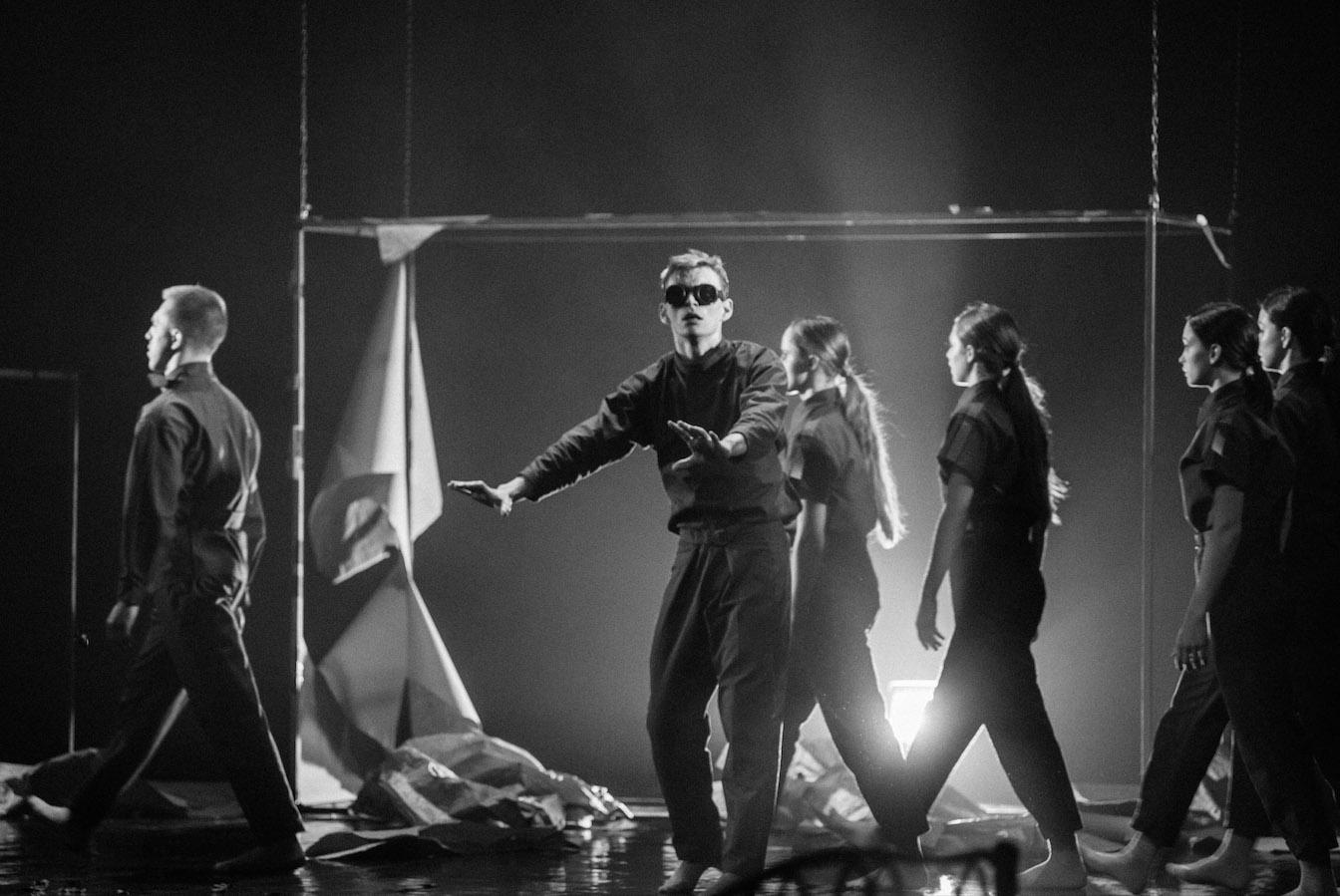 Илья Мирошниченко о современной хореографии, Киев Модерн-балете